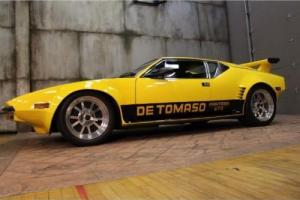 1973 De Tomaso Pantera -- for Sale