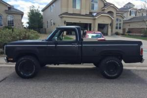 1979 Dodge Power Wagon Photo
