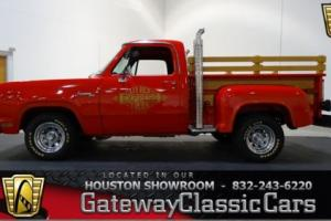 1978 Dodge Other Pickups -- Photo