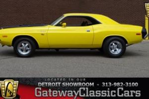 1973 Dodge Challenger -- Photo
