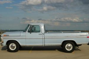 1971 Ford F-100 Sport Custom Photo