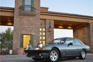 1985 Ferrari 400i 2-Door Coupe Photo
