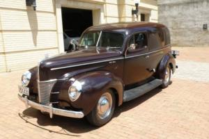 1940 Ford Model 78 Sedan Delivery