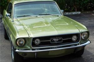 1967 Ford Mustang --