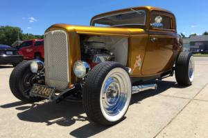 1932 Ford Model A 3 WINDOW
