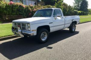 1986 GMC Sierra 2500 Photo