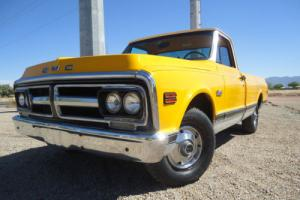 1972 GMC Custom Deluxe  1500  longbed Photo