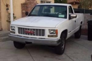 1989 GMC Sierra 2500 Photo