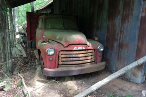 1953 GMC 4400 1.5 Ton Truck Photo