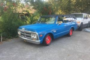 1972 GMC Jimmy Photo