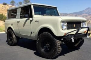 1968 International Harvester Scout Scout 800