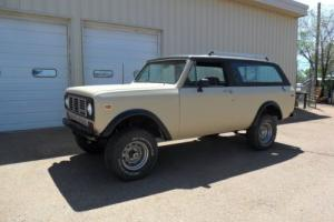 1976 International Harvester Scout Traveler Photo