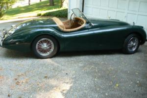 1953 Jaguar XK 120 A Nice, Easy, Project Photo