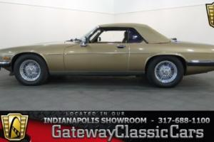 1989 Jaguar XJS -- Photo