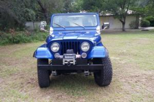 1983 Jeep CJ CJ7 Photo