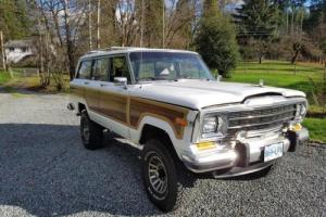 1989 Jeep Wagoneer Photo
