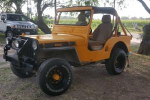 1947 Jeep CJ Photo