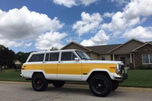 1982 Jeep Wagoneer Photo