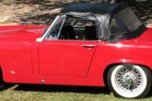 1965 MG Midget Photo