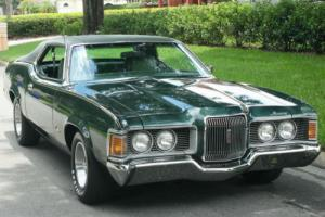 1971 Mercury Cougar COUPE - 351 V-8 - 42K MILES Photo