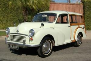 1967 Morris Minor Traveler Photo