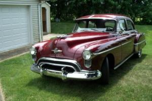 1950 Oldsmobile Eighty-Eight Photo