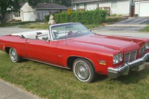 1975 Oldsmobile Eighty-Eight Delta 88 Convertible Photo
