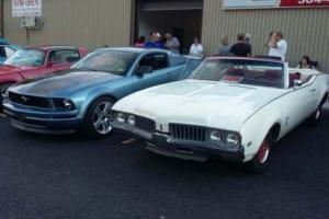 1969 Oldsmobile Cutlass Photo