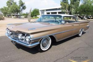1959 Oldsmobile Ninety-Eight 4dr Flat Top Photo