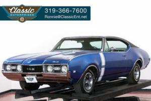 1968 Oldsmobile 442 Cutlass Numbers Matching Big Block V8 Photo