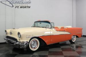 1955 Oldsmobile Ninety-Eight Starfire Photo