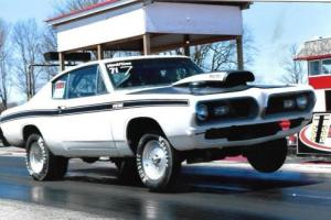 1969 Plymouth Barracuda Photo