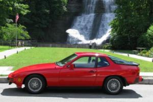 1982 Porsche 924 Turbo for Sale