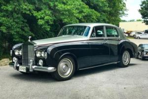 1963 Rolls-Royce Silver Shadow