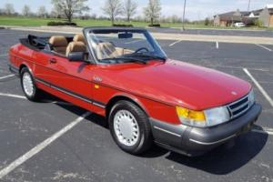 1988 Saab 900 2dr Coupe Convertible