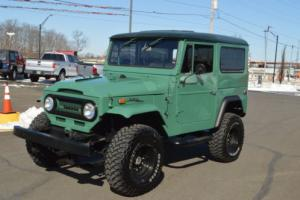 1970 Toyota Land Cruiser FJ CRUISER Photo