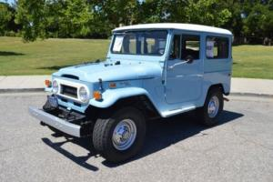 1970 Toyota Land Cruiser FJ40 -- Photo