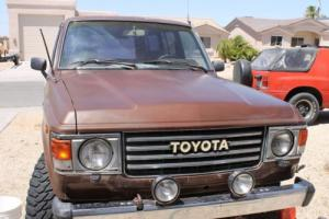 1984 Toyota Land Cruiser Photo