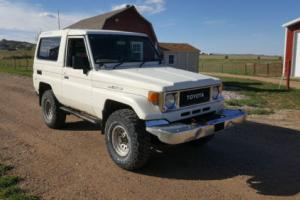 1985 Toyota Land Cruiser BJ73 LX Photo