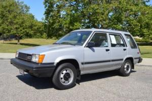1985 Toyota Tercel -- Photo