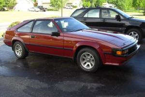 1985 Toyota Supra Supra Photo
