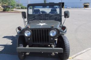 1952 Willys M38 Photo