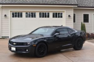 2012 Chevrolet Camaro Photo