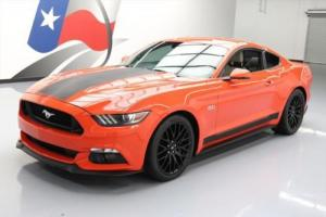 2015 Ford Mustang GT 5.0 6-SPD CLIMATE SEATS NAV