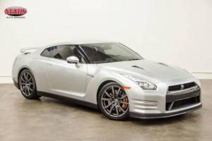 2015 Nissan GT-R Premium AWD 2dr Coupe