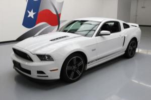 2014 Ford Mustang GT/CS PREMIUM HTD LEATHER NAV