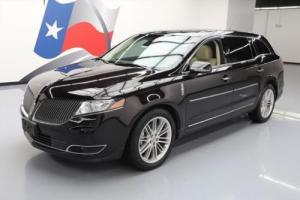 2014 Lincoln MKT ECOBOOST AWD PANO ROOF NAV 20'S