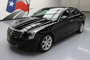 2014 Cadillac ATS 2.5 HEATED SEATS BOSE ALLOYS