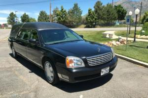 2001 Cadillac Other Hearse