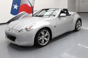 2011 Nissan 370Z TOURING ROADSTER PADDLE SHIFT 19'S